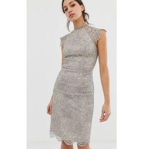 NWT ASOS | Lace Pencil Dress